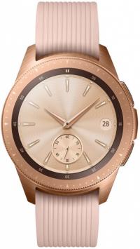Samsung Galaxy Watch 42мм R810 Розовое Золото