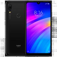 Xiaomi Redmi 7 3/32Гб Чёрный