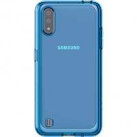 Чехол Araree Samsung Galaxy A01 Синий