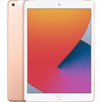 """Apple iPad 10.2"""" 2020 128Гб Wi-Fi + Cellular Золотой (MYMN2)"""
