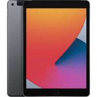 "Apple iPad 10.2"" 2020 128Гб Wi-Fi + Cellular Серый Космос (MYML2)"