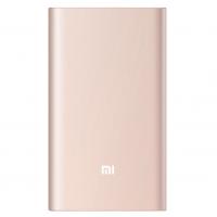 Xiaomi Mi Power Bank Pro 10000 мАч Type-C золотистый