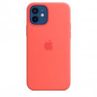 Чехол Silicone Case iPhone 12 mini Розовый