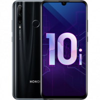 Huawei Honor 10i 4/128Гб Полночный Чёрный
