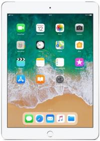"""Apple iPad 9.7"""" (2018) 128Gb Wi-Fi+Cellular Серебристый"""