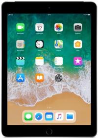 "Apple iPad 9.7"" (2018) 128Gb Wi-Fi+Cellular Серый Космос"