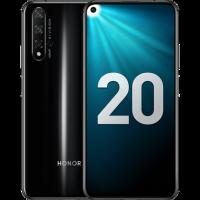 Huawei Honor 20 6/128Гб Полночный Чёрный
