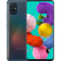 Samsung Galaxy A51 2020 A515F 6/128Гб Чёрный