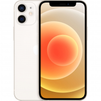 Apple iPhone 12 mini 64Гб Белый