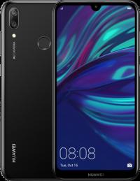 Huawei Y7 2019 3/32Гб Полночный Чёрный