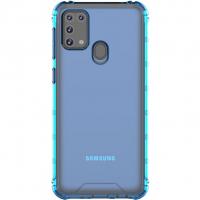 Чехол Araree Samsung Galaxy A21s Синий