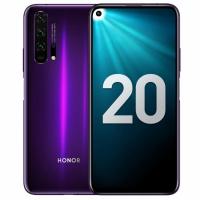 Honor 20 Pro 8/256Гб Мерцающий Чёрно-Фиолетовый