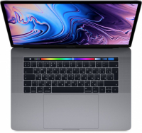 "Apple MacBook Pro 15"" 256Gb Retina / Touch Bar Серый Космос (MR932)"