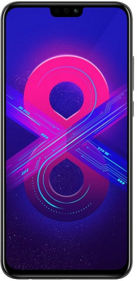 Huawei Honor 8X 4/64Gb Черный