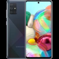 Samsung Galaxy A71 2020 A715F 6/128Гб Чёрный