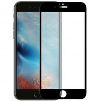 Защитное стекло iPhone 6 / 6S Чёрное