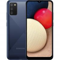 Samsung Galaxy A02s 2021 A025F 3/32Гб Синий