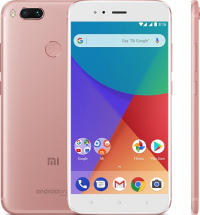 Xiaomi Mi A1 64Gb+4Gb Pink