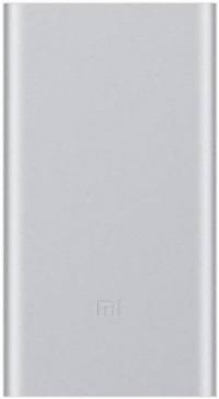 Xiaomi Mi Power Bank 10000 мАч 1 USB Серебристый