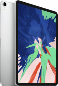 "Apple iPad Pro 11"" 2018 64Gb Wi-Fi + Cellular Серебристый (MU0U2)"