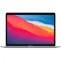 "Apple MacBook Air 13"" 2020 / M1 / 8 Гб / Apple M1 7-Core GPU / 256 Гб SSD / Серебристый (MGN93)"