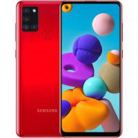 Samsung Galaxy A21s 2020 A217F 4/64Гб Красный