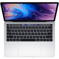 "Apple MacBook Pro 13"" / Core i5 1,4 ГГц / 8 Гб / 128 Гб SSD / Iris Plus 645 / Touch Bar / Серебристый (MUHQ2)"