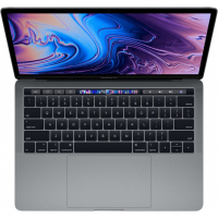 "Apple MacBook Pro 13"" / Core i5 1,4 ГГц / 8 Гб / 128 Гб SSD / Iris Plus 645 / Touch Bar / Серый Космос (MUHN2)"
