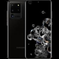 Samsung Galaxy S20 Ultra G988B 12/128Гб Чёрный