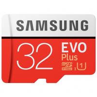 Samsung microSDHC 32Гб Evo Plus MB-MC32GA