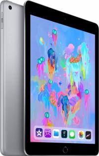 "Apple iPad 9.7"" (2018) 128Gb Wi-Fi Серый Космос"