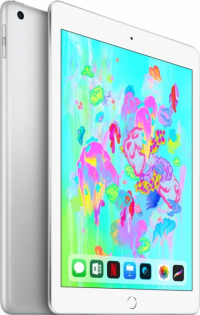 "Apple iPad 9.7"" (2018) 128Gb Wi-Fi Серебристый"