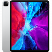 "Apple iPad Pro 12.9"" 2020 256Гб Wi-Fi + Cellular Серебристый (MXF62)"