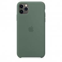 Чехол Silicone Case iPhone 11 Pro Max Зелёный