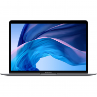 "Apple MacBook Air 13"" 2020 / Dual Core i3 1,1 ГГц / 8 Гб / 256 Гб SSD / Intel Iris Plus Graphics / Серый космос (MWTJ2)"