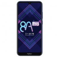 Huawei Honor 8A Pro 3/64Гб Синий