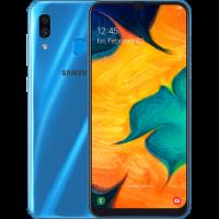 Samsung Galaxy A30 2019 A305F 4/64Гб Синий
