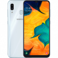 Samsung Galaxy A30 2019 A305F 4/64Гб Белый