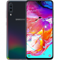 Samsung Galaxy A70 2019 A705F 6/128Гб Чёрный