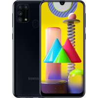 Samsung Galaxy M31 2020 M315F 6/128Гб Чёрный