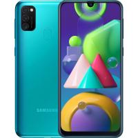 Samsung Galaxy M21 2020 M215F 4/64Гб Бирюзовый