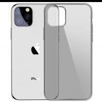 Чехол iPhone 12 Pro Max Тонированный Силикон