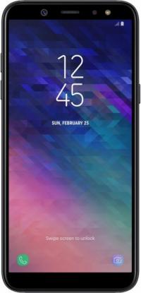 Samsung Galaxy A6 2018 A600F 3/32Gb Черный