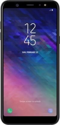 Samsung Galaxy A6+ 2018 A605F 3/32Gb Черный