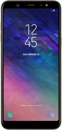 Samsung Galaxy A6+ 2018 A605F 3/32Gb Золотистый