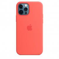 Чехол Silicone Case iPhone 12 Pro Max Розовый