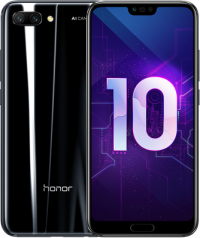 Huawei Honor 10 4/128Гб Чёрный