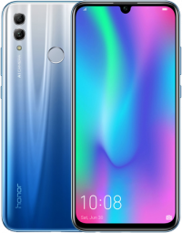 Huawei Honor 10 Lite 3/32Гб Небесный Голубой