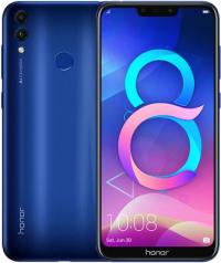 Huawei Honor 8C 3/32Gb Синий