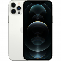 Apple iPhone 12 Pro 256Гб Серебристый MGMQ3RU/A